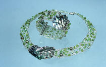 Paua Necklace Set